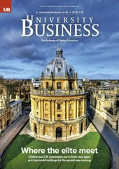 University Business cover, issue 114