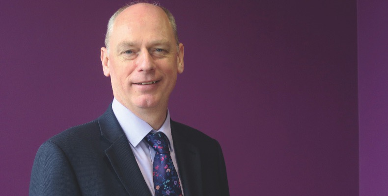 Braisby joined Bucks as deputy vice-chancellor in September 2017 from the University of West London