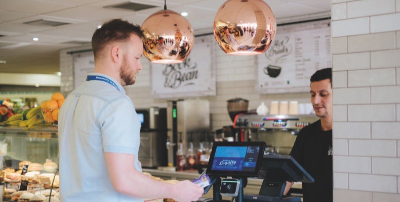 Choosing a flexible system that accepts all types of payment is also important to make a noticeable difference to the student experience and to future-proof your investment