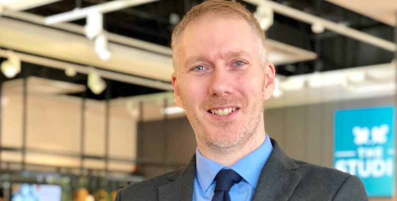Lee Hall leads the School of Media and Communications in the Faculty of Arts and Creative Industries