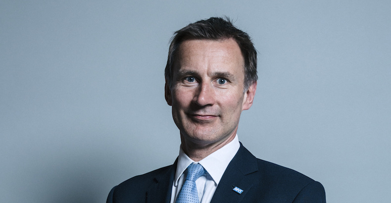 Jeremy Hunt was asked how he would support conservatism at UK universities.