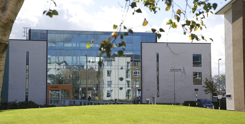 Lancaster University said there has been two data breaches and some students' personal information had been accessed.