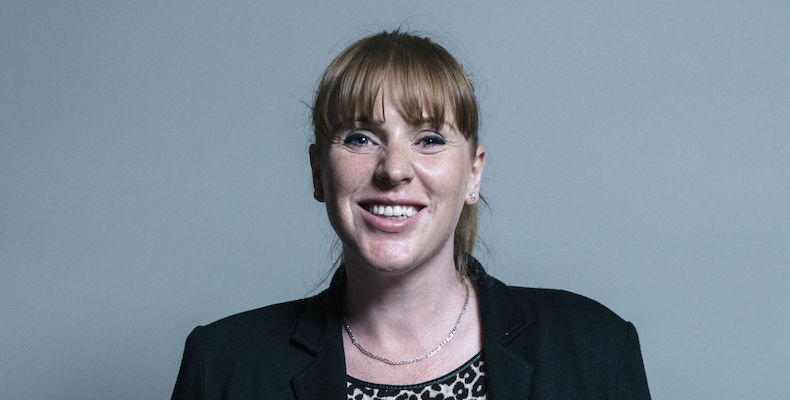 Angela Rayner, shadow education secretary, said disadvantaged students are losing on the basis of inaccurate A-level grade predictions