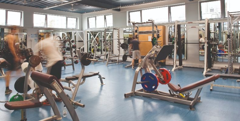 ITC – UCL Bloomsbury Fitness Centre