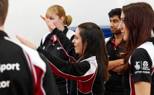 Students will train for a Swim England level one swimming assistant (teaching) qualification