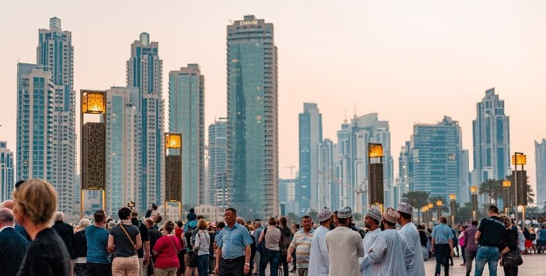 Universities in the UAE have seen a 10% rise in students from the UK