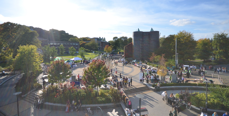 Keele University is taking an integrated community approach to student mental health