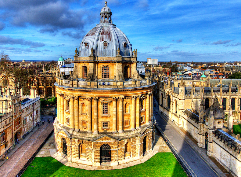 Oxford University has reached its highest ever position in the latest QS World University Rankings
