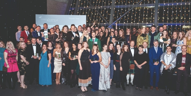Green Gown Awards rescheduled for March 2021