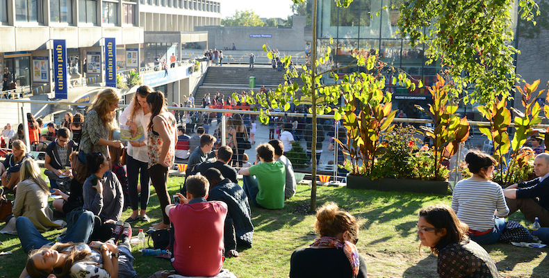 UEA students create a digital version of campus 4