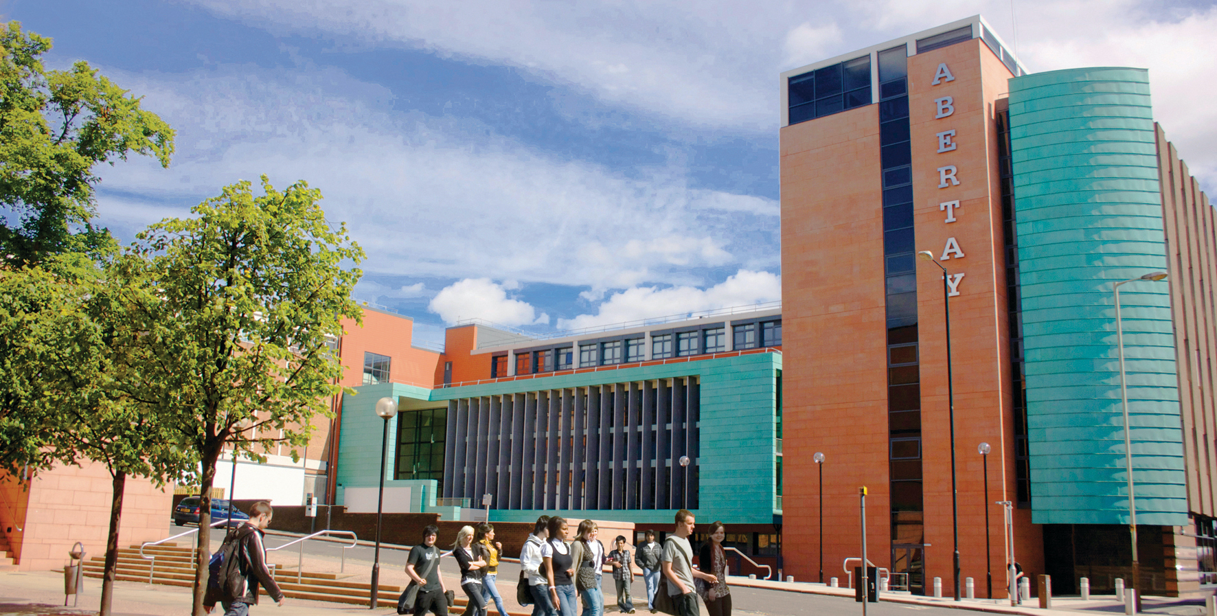 Universities prioritise safety amid union call for campus closures Abertay University