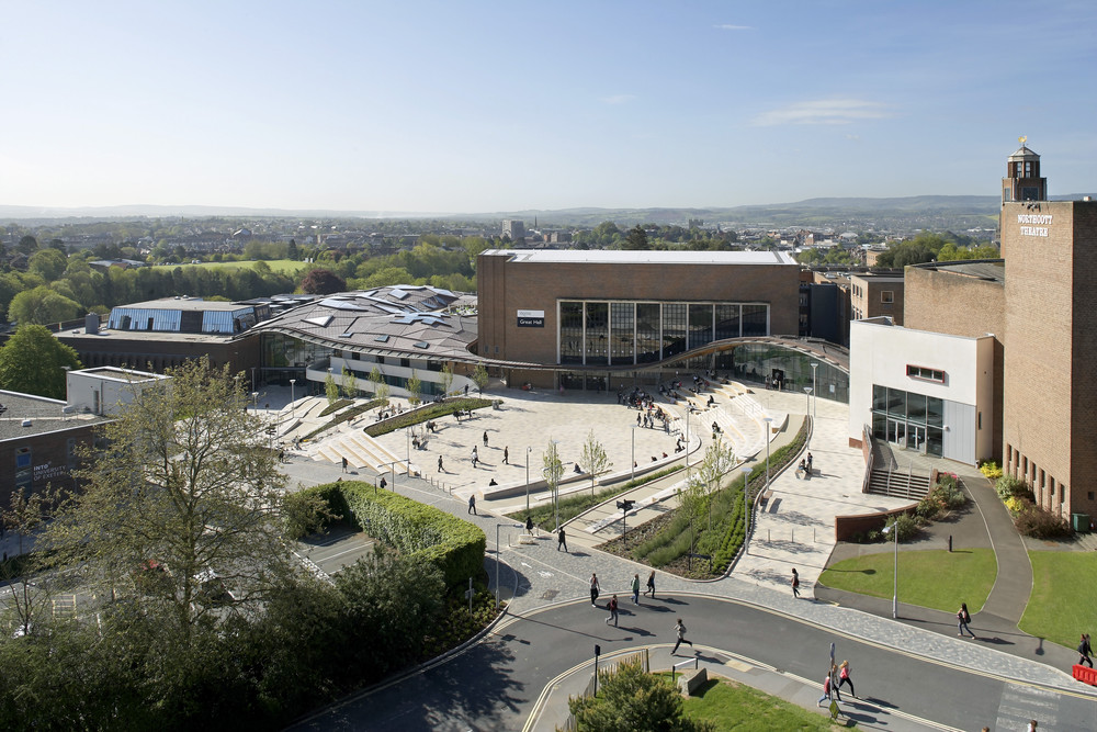 Green Rewards scheme: University of Exeter to reward staff and students