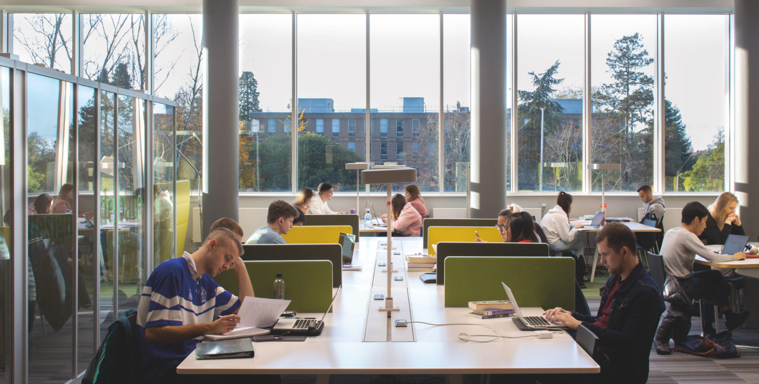 Future of university campus post-Covid research project launches