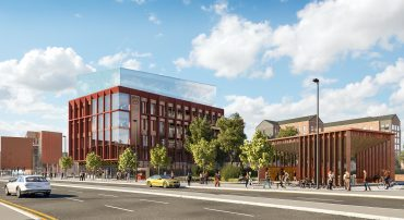 University of Derby to build new business school