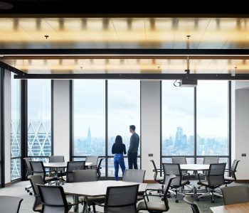 Canary Wharf expansion for UCL's School of Management