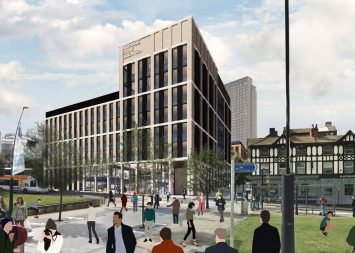 Sheffield Hallam reveals plans for new city centre campus