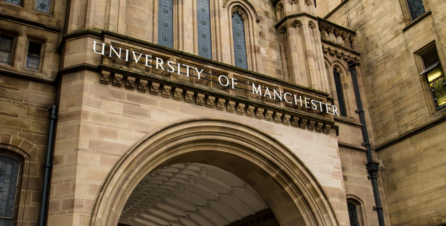 University of Manchester names partner in £1.5bn project
