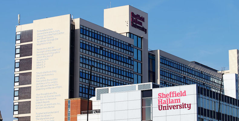 'We want to be a beacon for what a university can do': Sheffield Hallam University announce civic agreement