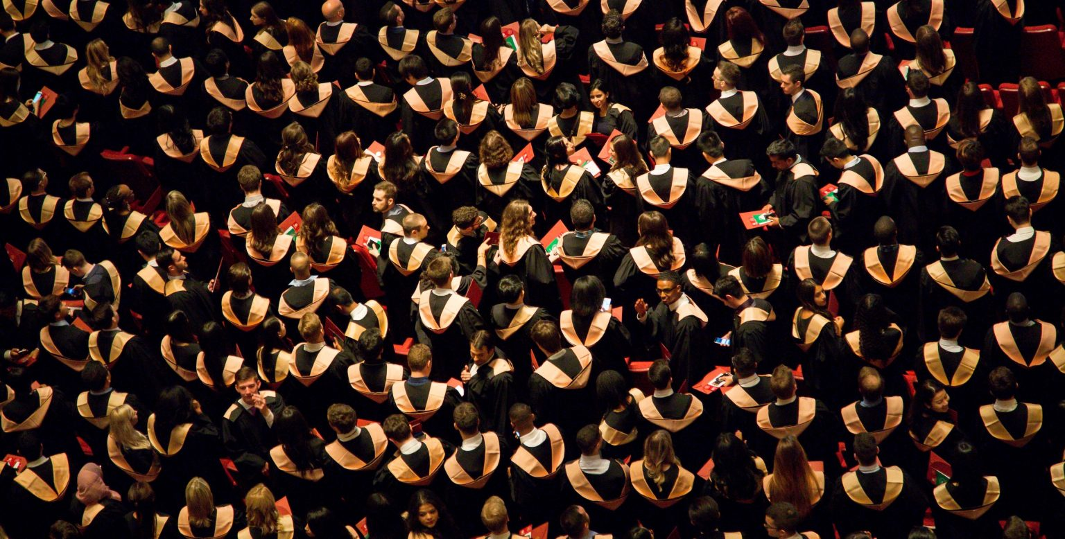 Deferral rates rise and clearing figures fall, latest Ucas data shows