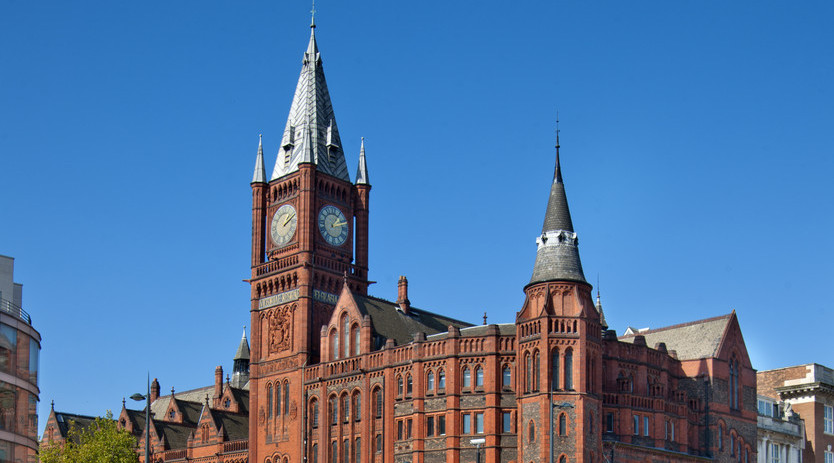 University of Liverpool drops master's course weeks before start date
