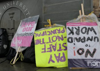 UCU strikes could hit sector just as 'return to normal' gets underway